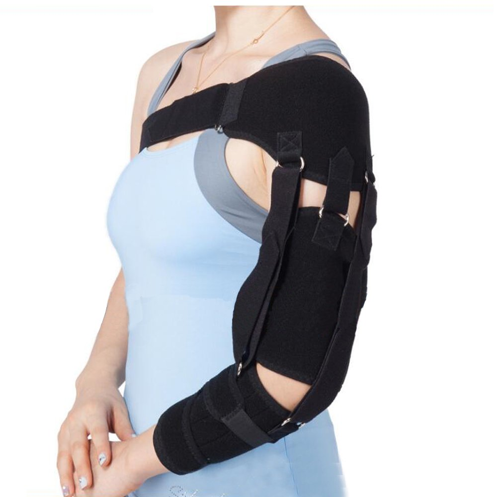 Shoulder Support Brace for Shoulder Joint Fixed Stroke Hemiplegia Dislocated Recovery, Free Size