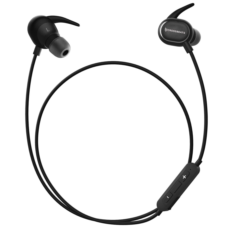 CrossBeats PULSE IPX5 Bluetooth Headphones