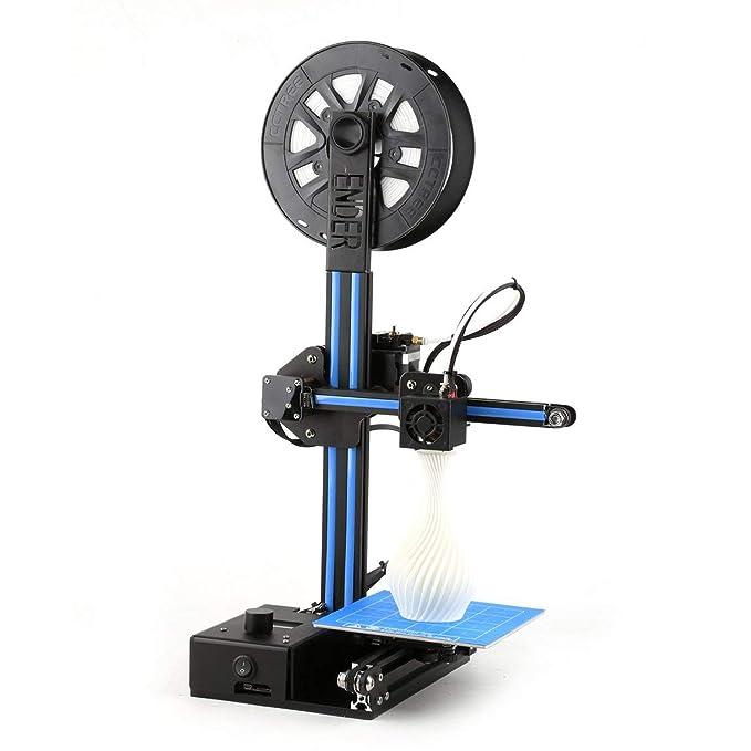 SeniorMar Versión de la polea de la Impresora 3D Ender-2 Guía ...