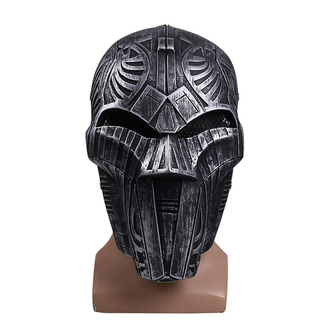Mask- Role Playing Warrior Helmet High-Grade Resin Halloween Masquerade Party Puntelli