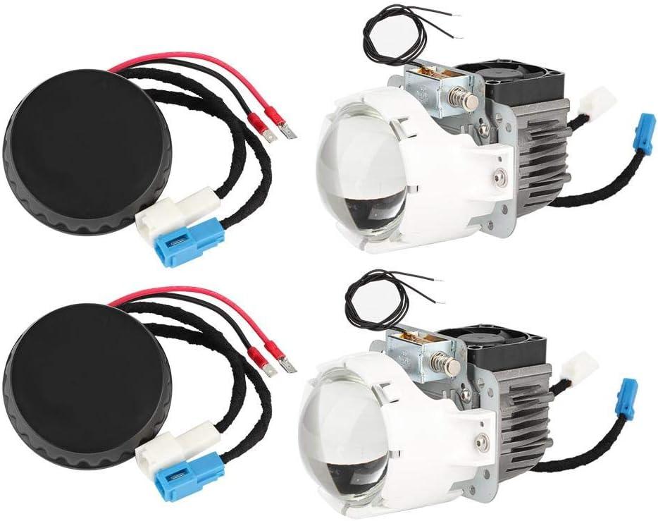 Qii lu 12V Accessoires dauto vanne 1013609 Transparent Or Qii lu voiture /électrovanne voiture Noir