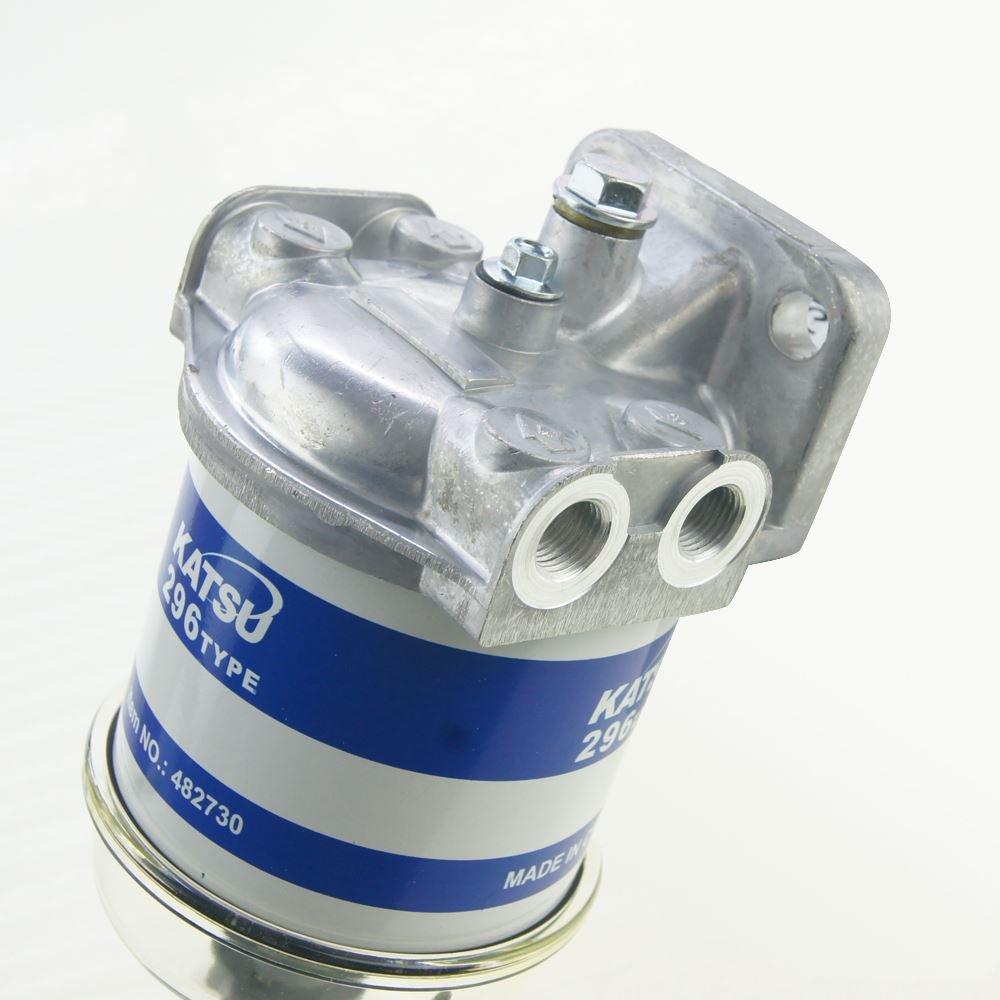 482730 KATSU Separatore separatore dacqua per filtro carburante diesel Assy Adatto per CAV 296