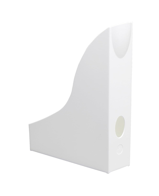 Stehsammler kunststoff  Durable Stehsammler Kunststoff mit Griffloch A4 weiß: Amazon.de ...