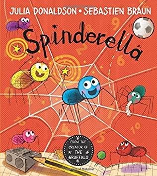 book cover of Spinderella