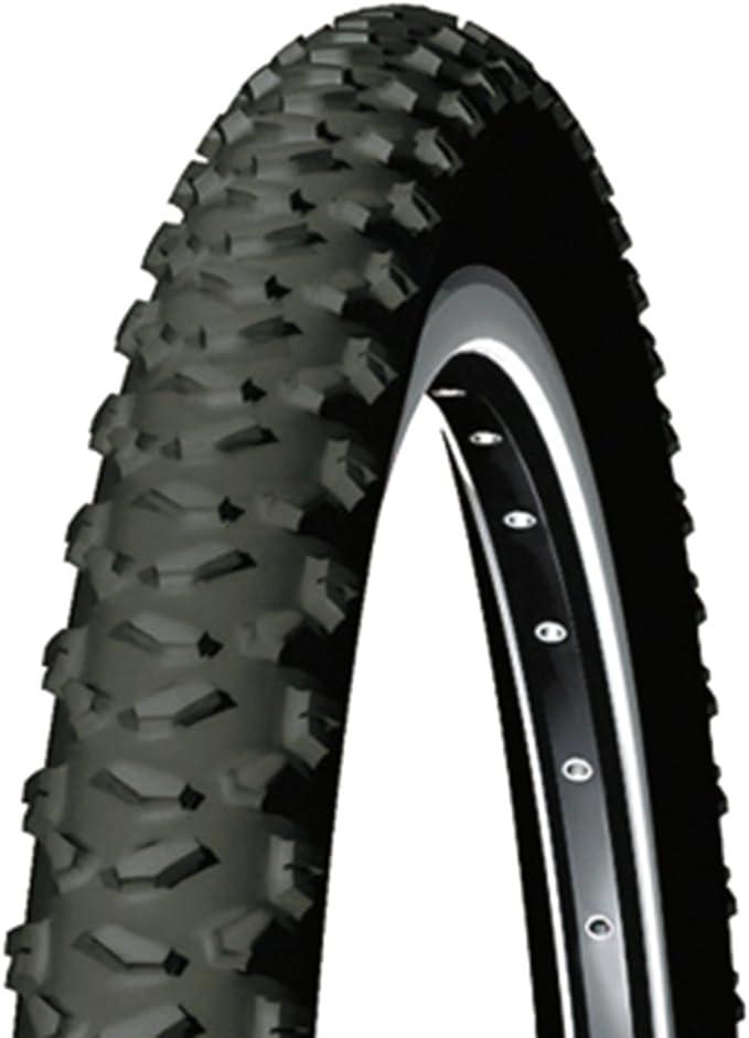 Michelin 131404 Cubierta, Unisex, Negro, 26x1.95: Amazon.es ...