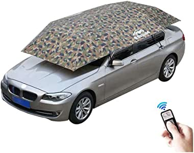 Amazon.com: LLFF Automatic Car Tent Summer Portable ...