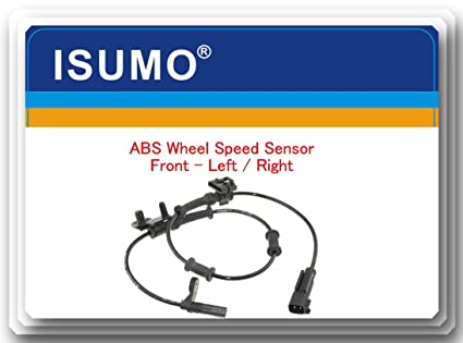 Amazon com: (1 Kits) 4779639AB ABS Wheel Speed Sensor Front