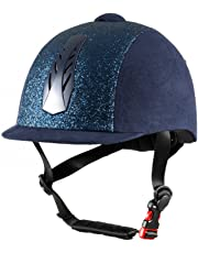 Horze Triton Galaxy Riding Hat Adjustable Women's and Mens
