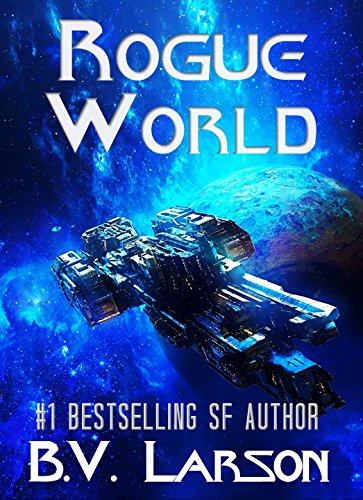 Rogue World book cover