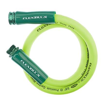 Flexzilla Garden Lead-in Hose 5/8 in. x 3 ft  sc 1 st  Amazon.com & Amazon.com : Flexzilla Garden Lead-in Hose 5/8 in. x 3 ft Heavy ...