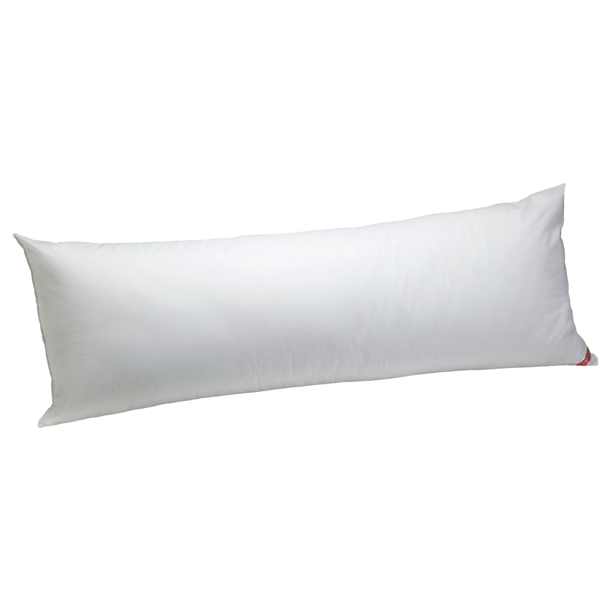 Aller-Ease Cotton Hypoallergenic Allergy Protection Body Pillow, 20'' x 54''