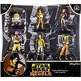 Disney Parks Exclusive Star Wars Rebels Figures Playset
