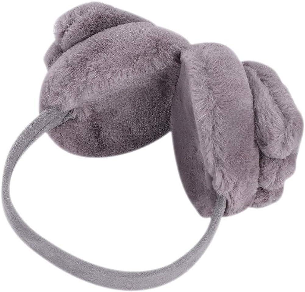 bambini donne bambini morbido e caldo uomini regolabile Paraorecchie invernale per adulti bambini in peluche pieghevole unisex