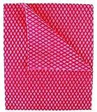 Jetables J Chiffons Pack de 50 - Rouge, 44 x 36 cm, 44 x 36 cm