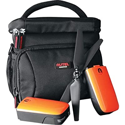 Autel Robotics Evo On-The-Go Bundle - Black/Orange: Toys & Games