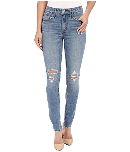 Levi's? Womens Women's 721? High Rise Skinny Endless Mile Jeans 31 X 30