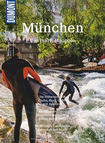 DuMont Bildatlas 190 München: Die Isarmetropole