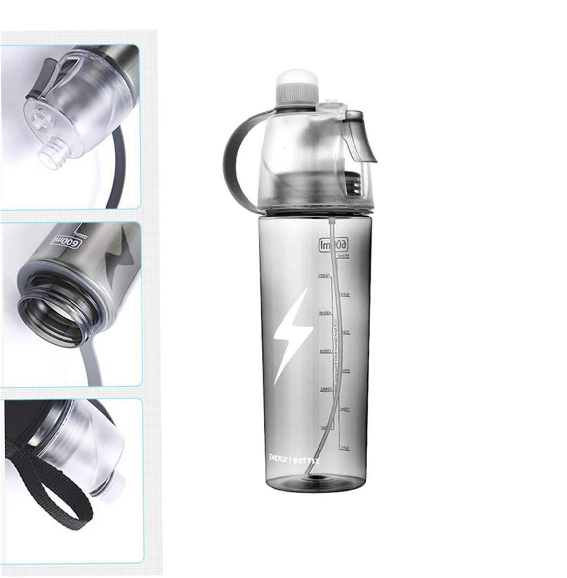 Xiao Ais shop Taza de plástico para Deportes al Aire Libre, Taza ...