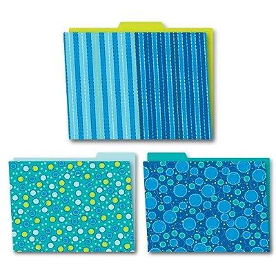 Carson Dellosa File Folders, Pack of 6