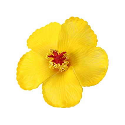 Amazoncom Tinksky Hibiscus Flowers Hawaiian Flowers Artificial