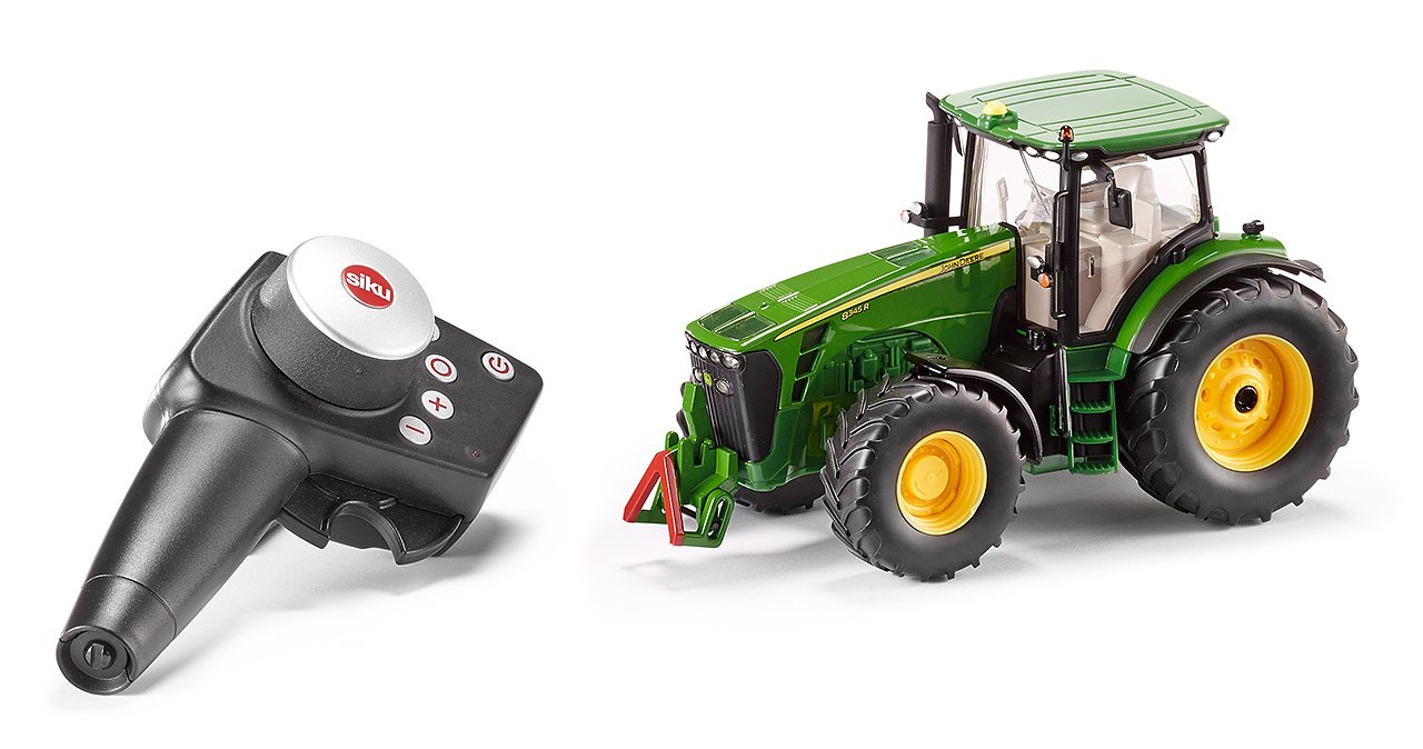 Siku 6881 - John Deere 8345R Set mit Fernsteuerung 3656881 RC Fertigmodelle RC Fertigmodelle / Fahrzeuge
