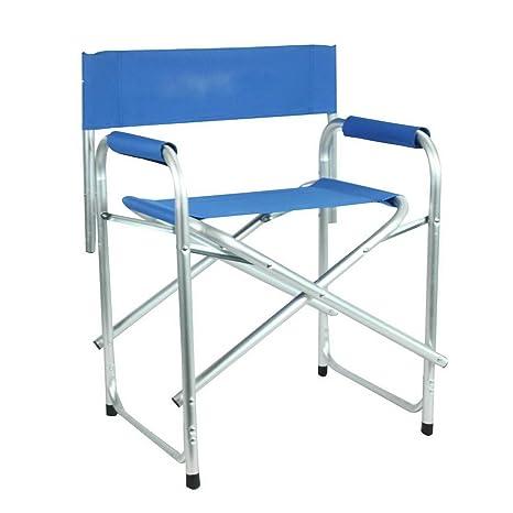 Amazon.com: Portable – Silla de director plegable con mesa ...