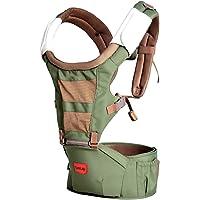 Luvlap Royal Hip Seat Carrier (Green)