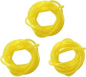 "Aveks 5 feet Replacement Tygon Fuel Line of 3 Sizes I.D. 080"" x O.D.140 I.D. 3/32"" x O.D. 3/16"" I.D. 1/8"" x O.D. 3/16"""