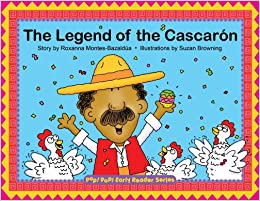 Book The Legend of the Cascaron (English and Spanish Edition)