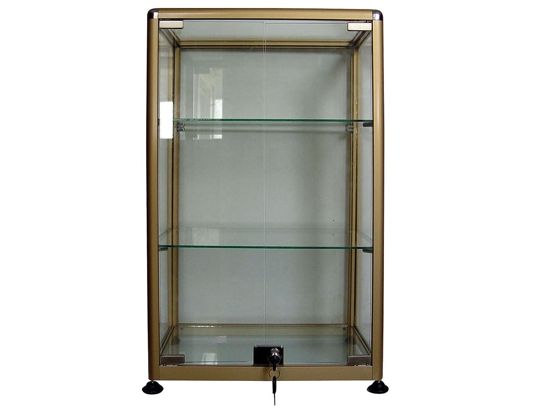 Home Showcase, Glass, Brown
