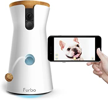 Tomofun Furbo HD Wifi 2-Way Audio Dog Camera