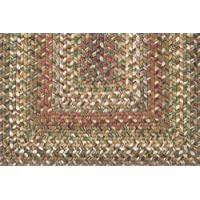 Surya JAM4305 Jamestown Braided 100% Polypropylene Coffee Bean Brown Rug (2-Feet x 3-Feet )