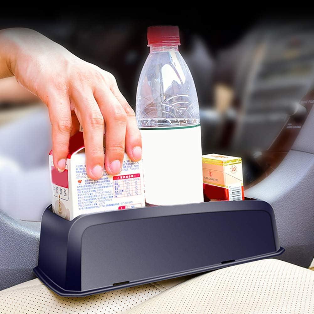 Getr/änkeflasche Armlehne Multi Wasserbecherhalter Auto-Spalt Fugend/üse periwinkLuQ Auto-Becherhalter Aufbewahrungsbox
