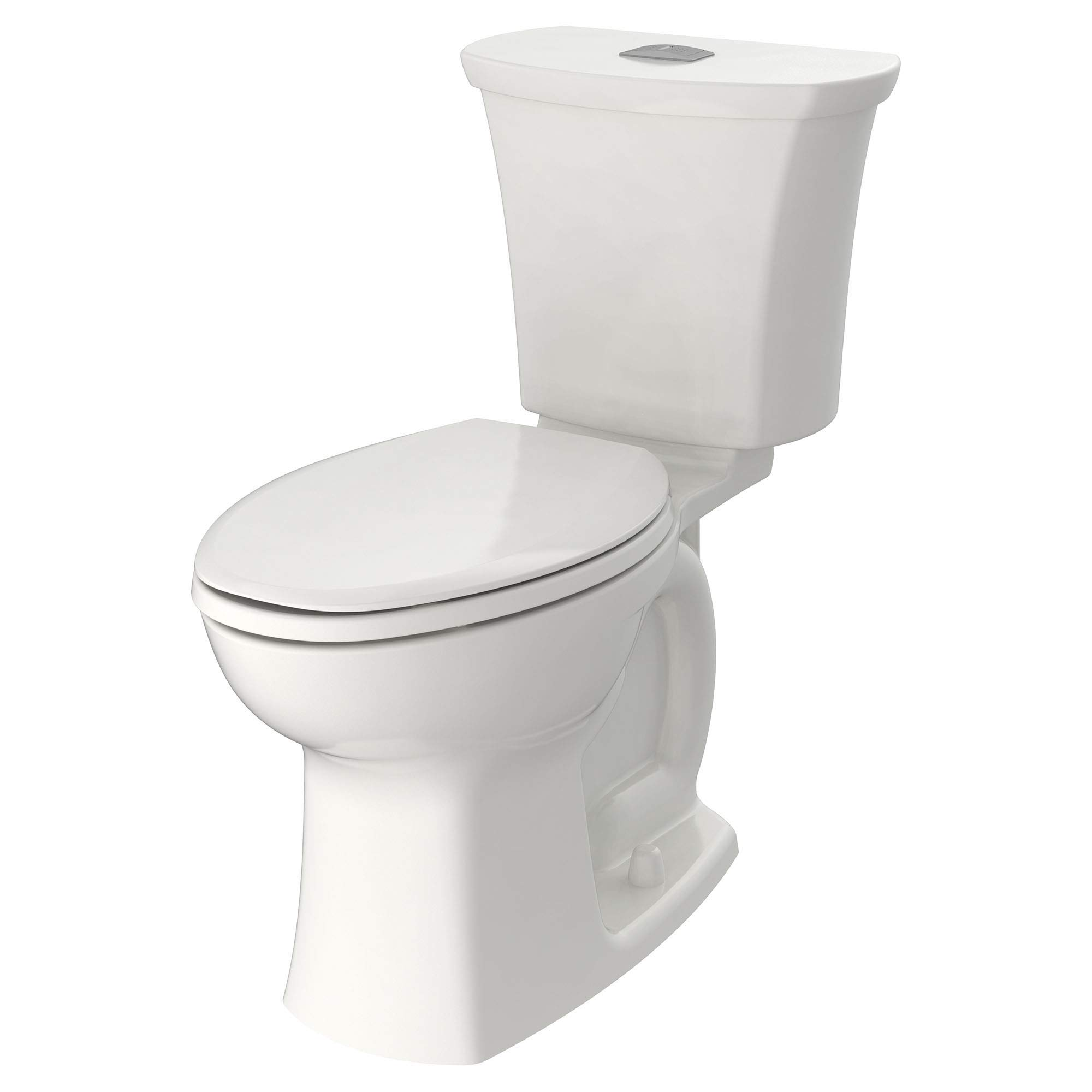American Standard 204AA200.020 Edgemere Right Height Elongated Dual Flush Toilet White by American Standard (Image #2)