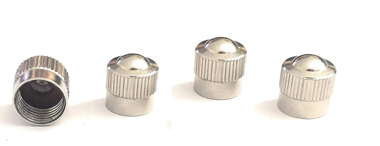 8er-Set Metall-Ventilkappen Auto Motorad Fahrrad Radventilkappen Reifenventilkappen Ventildeckel