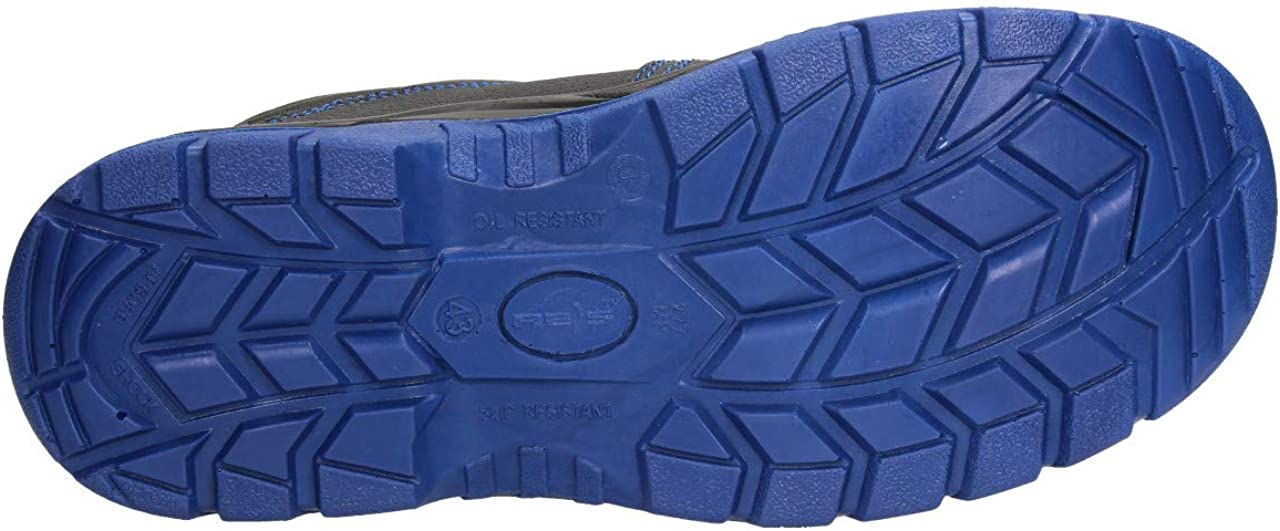 FUZZIO Zapatos de Seguridad con Cordones para Hombre