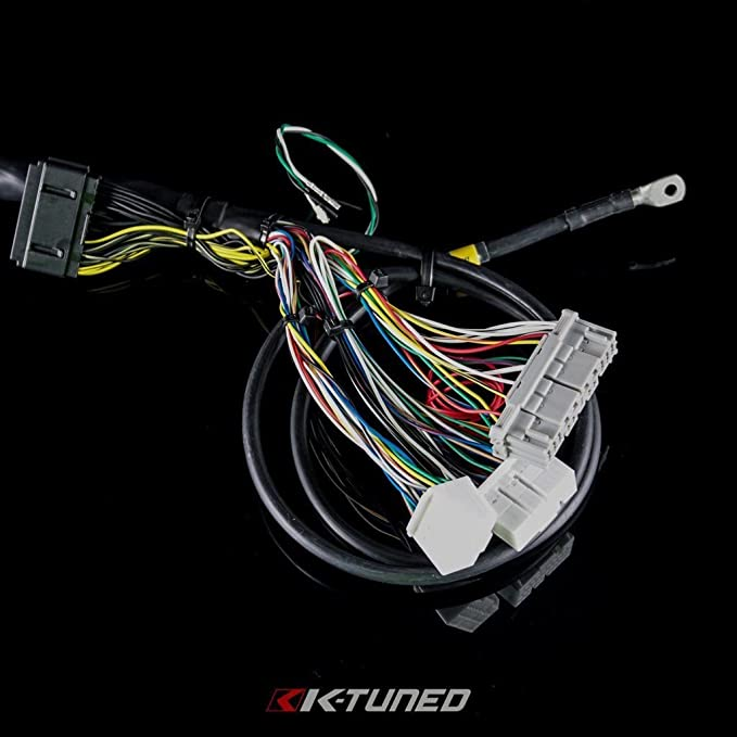 amazon com k tuned k series tucked engine harness k20 k24 civic siamazon com k tuned k series tucked engine harness k20 k24 civic si rsx type s kth 306 eng automotive