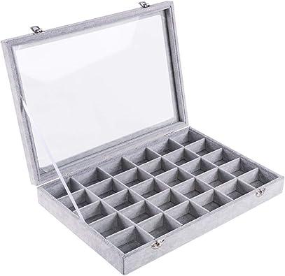 boite a bijoux avec compartiments