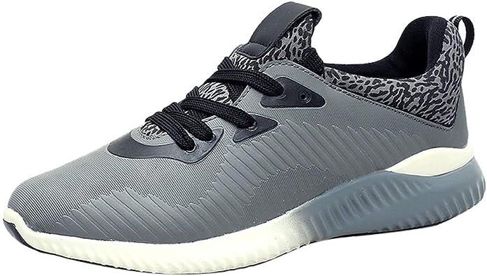 OPAKY Zapatillas Hombres Deporte Running Sneakers Zapatos para Correr Zapatillas Deporte Zapatos De Moda de Leopardo Vintage Zapatos Al Aire Libre Zapatos de Verano para Hombres Zapatos para Correr: Amazon.es: Zapatos y