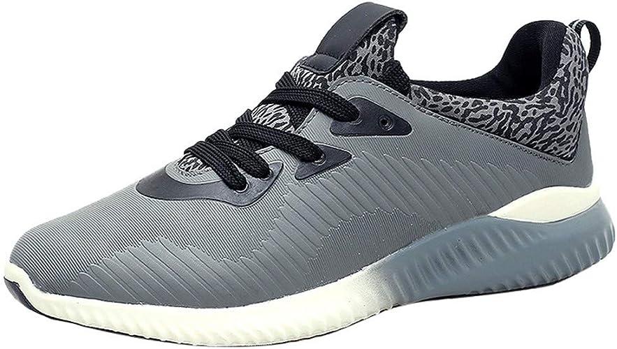 OPAKY Zapatillas Hombres Deporte Running Sneakers Zapatos para ...