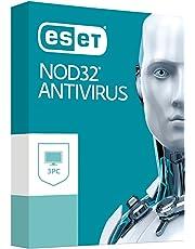 ESET NOD32 Antivirus v11, 3 Licencias electrónicas 2018