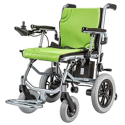 Amazon.com: EMOGA - Silla plegable compacta para ruedas de ...
