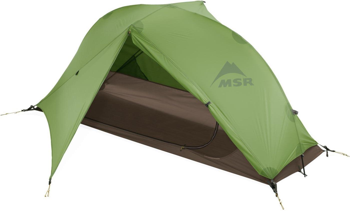 1P Thermarest MSR Carbon Reflex 1 green