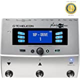 TC-Helicon Play Electric Electric Guitar and Vocal Multi-effects Processor with 1 Year EverythingMusic Extended Warranty Free