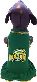 product image for NCAA George Mason Patriots Cheerleader Dog Dress, Medium