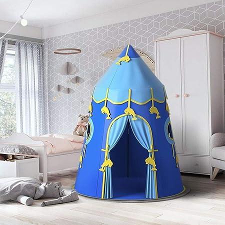 Nuovo Bambini Pieghevole Gioco Casa Portatile Esterni Giocattolo Tenda Castello