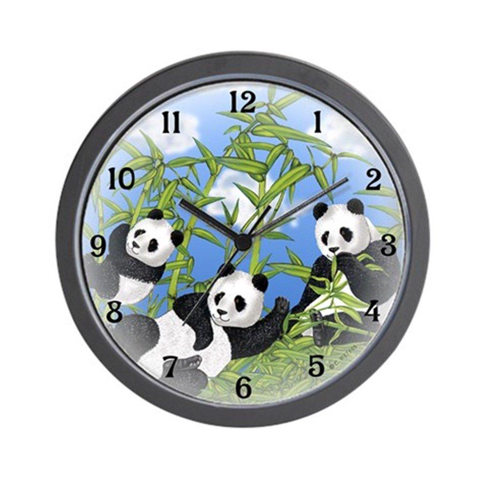 """Bear Moose Unique Decorative 10/"""" Wall Clock CafePress"""