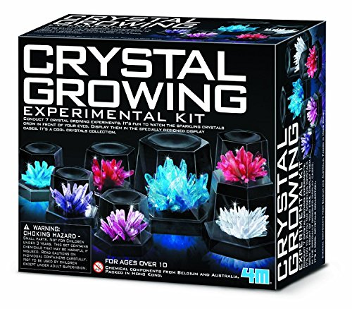 Crystal Growing Experimental Kit Children Science Lab Educational Learning Toy ^G#fbhre-h4 8rdsf-tg1307577