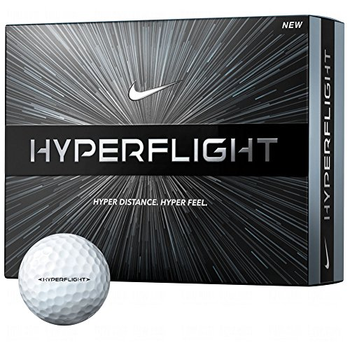 Nike Golf GL0716-101 Hyperflight Ball, White