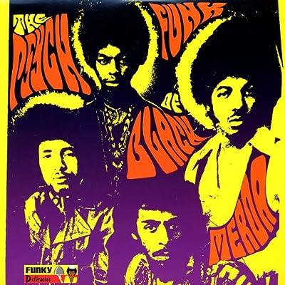 Psyche Funk of Black Merda : Black Merda: Amazon.es: Música